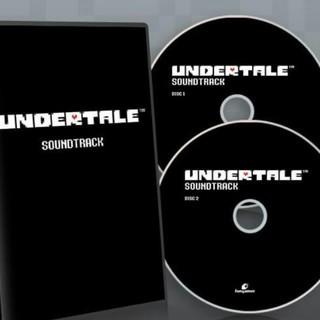 アンダーテール サウンドトラック(ゲーム音楽)