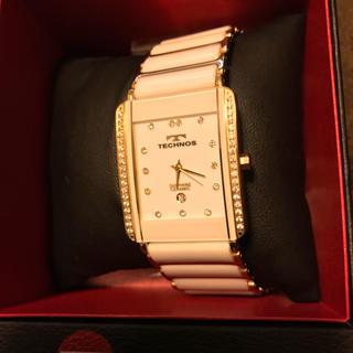 テクノス(TECHNOS)の最終処分価格TECHNOS腕時計送料無料(腕時計(アナログ))