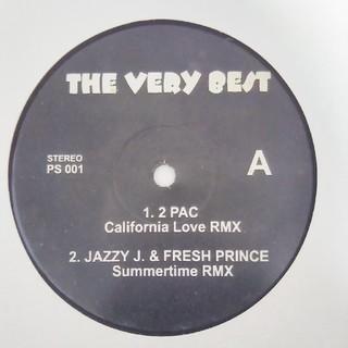 2PAC / JAZZY JEFF / KURTIS BLOW / VANILL(ヒップホップ/ラップ)