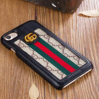 Gucci - iPhoneケース iPhone7、8