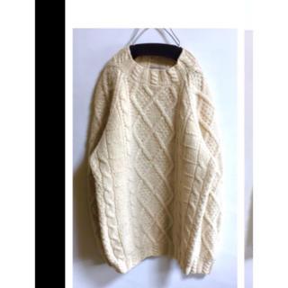 パナマボーイ(PANAMA BOY)の古着 ニット 大きめ ゆったりサイズ(ニット/セーター)