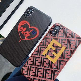 NIKE - FENDI 風 スマホケース iPhone case