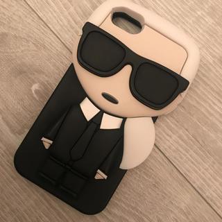 カールラガーフェルド(Karl Lagerfeld)のKARL LAGERFELD(iPhoneケース)