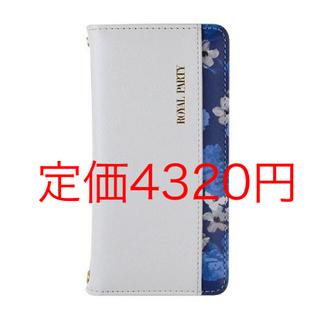 ロイヤルパーティー(ROYAL PARTY)の新品 定価4320円 iPhone8 /7/6s/6 対応(iPhoneケース)