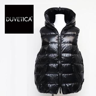 新品 正規品 デュベティカ アリステオ ダウンジャケット ダウン ブラック 黒