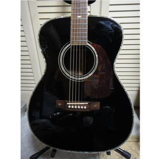 アリアカンパニー(AriaCompany)のARIA アリア ドレッドノート AF-720 BK 美品(アコースティックギター)