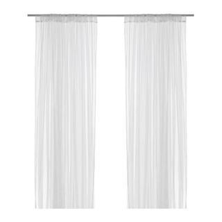 IKEA カーテン LILL(レースカーテン)