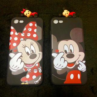 【即日発送】 ミッキー ミニー iPhon7/8 iPhoneケース