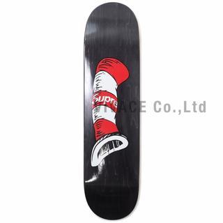 シュプリーム(Supreme)のSupreme Cat In The Hat skateboard 黒(スケートボード)