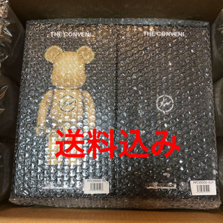 FRAGMENT - 2体セット 400% fragment design BEARBRICK