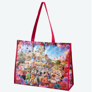 Disney - ディズニー 35周年 イマジニング ザ マジック ショッピングバッグ