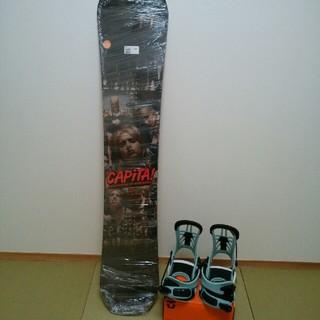 バートン(BURTON)の新品 スノーボードセット(ボード)