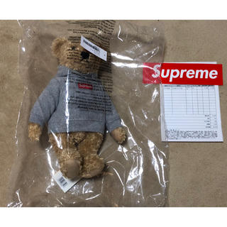 Supreme - 国内正規 Supreme Steiff Bear クマ テディベア 熊