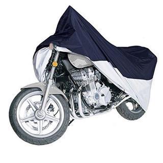 ■バイクカバー 厚手 防水 耐熱 UVカット 盗難防止(その他)