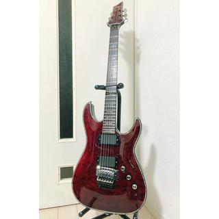 イーエスピー(ESP)のSCHECTER AD-C-1-FR-HR/BCH HELLRAISER (エレキギター)