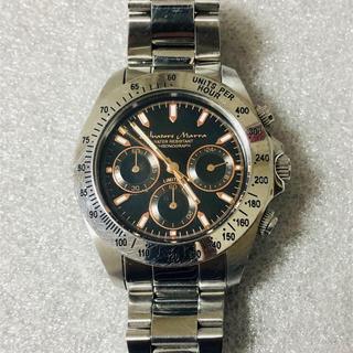 サルバトーレマーラ(Salvatore Marra)のSalvatore Marraサルバトーレマーラ クロノグラフ 購入価格2万円(腕時計(アナログ))