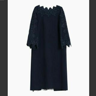 ガール(GIRL)の刺繍レースドレス 結婚式 二次会 パーティー(ロングワンピース/マキシワンピース)