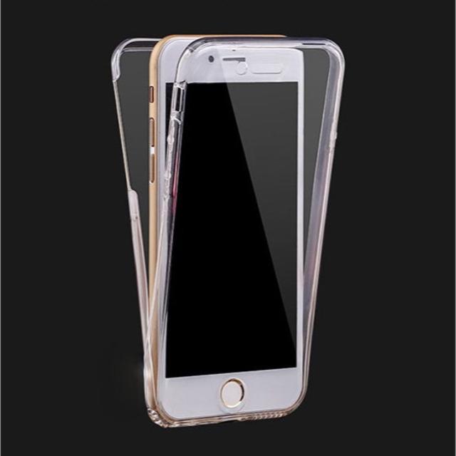 ジバンシィ iphone7 ケース バンパー | iPhone6 TPU フルカバー ケース クリアの通販 by Mai☆14's Select|ラクマ
