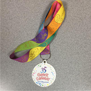 Disney - ディズニー35周年 メダル