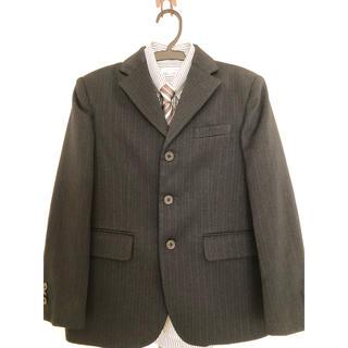 カンサイヤマモト(Kansai Yamamoto)のKANSAI YAMAMOTO 男児 スーツ 130センチ 卒園式 入学式(ドレス/フォーマル)