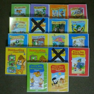 Disney - Zippy DVD