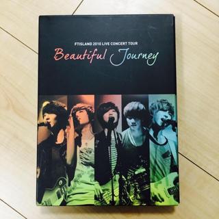 """エフティーアイランド(FTISLAND)の2010 LIVE Beautiful Journey """"最終値下げ""""(ミュージック)"""