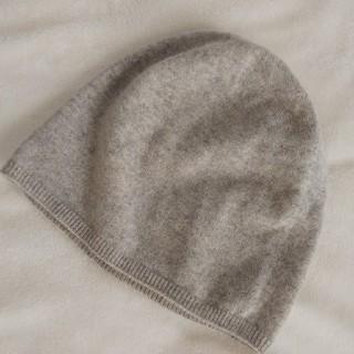 エヴァムエヴァ(evam eva)のevam eva カシミヤニット帽(その他)