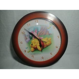 クマのプーさん掛時計(掛時計/柱時計)