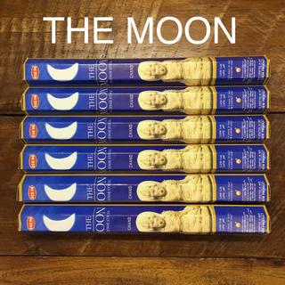 送料無料 新品 お香 HEM THE MOON 6箱セット ムーン(お香/香炉)