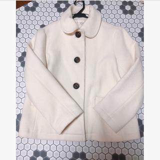 ドットアンドストライプスチャイルドウーマン(Dot&Stripes CHILDWOMAN)のCHILDWOMAN 丸襟コート(その他)