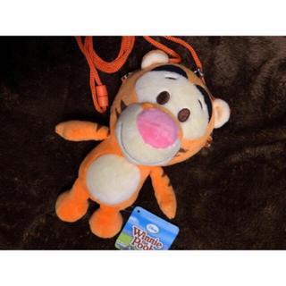 ディズニー(Disney)の【新品】Disney くまのプーさん ティガー ぬいぐるみ財布(財布)