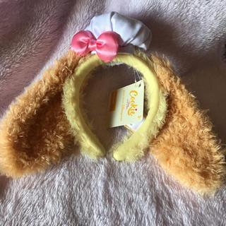 ディズニー(Disney)の新品未使用 クッキー♡カチューシャ(キャラクターグッズ)