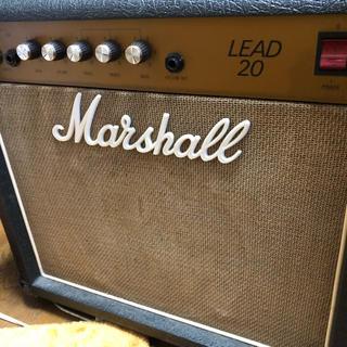 Marshall LEAD20 中古良品(ギターアンプ)