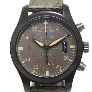インターナショナルウォッチカンパニー(IWC)のIWC メンズ腕時計(腕時計(アナログ))