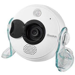 アイオーデータ(IODATA)のI-O DATA ネットワークカメラ スマホ 見守り フルHD/人感/会話/録画(防犯カメラ)