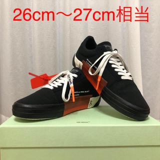 オフホワイト(OFF-WHITE)の【中古美品】Off-White Vulc Low Sneaker【26cm】(スニーカー)