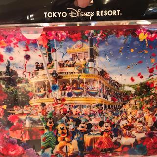 ディズニー(Disney)の蜷川実花ディズニーコラボ!クリアファイル(キャラクターグッズ)