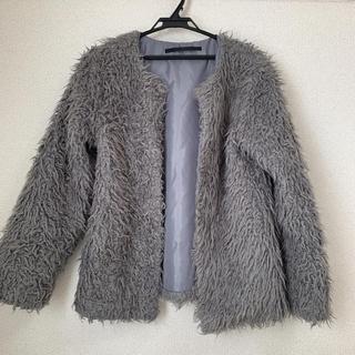 ケービーエフプラス(KBF+)のKBF + コート(毛皮/ファーコート)