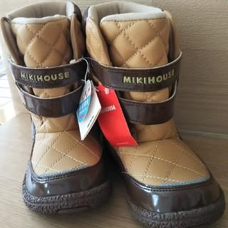 ミキハウス(mikihouse)の新品未使用 ミキハウスブーツ(ブーツ)