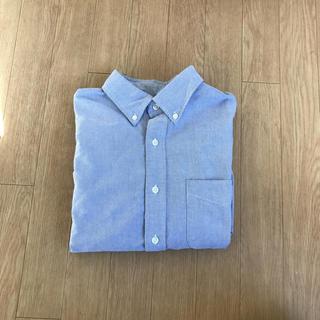 MUJI (無印良品) - 無印良品 オックスフォードシャツ