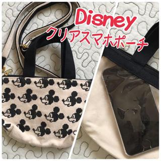 ディズニー(Disney)のディズニー スマホポーチ(ポーチ)