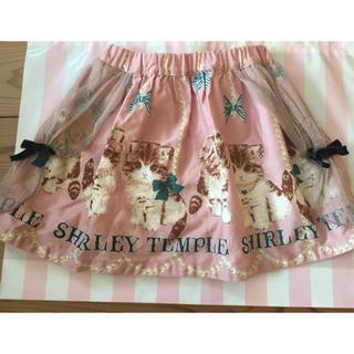 シャーリーテンプル(Shirley Temple)のシャーリーテンプルねこスカート(スカート)