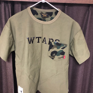 A BATHING APE - bape × Wtaps