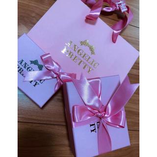 Angelic Pretty - アンジェリックプリティ 2018お茶会お土産
