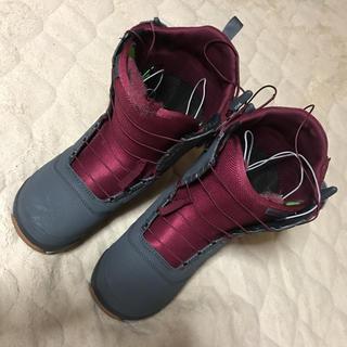 バートン(BURTON)の☆美品☆値下げ☆バートン ルーラー アジアンフィット2017年モデル☆使用少ない(ブーツ)