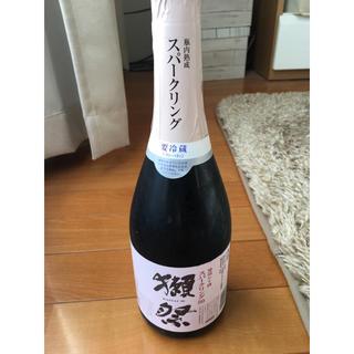 獺祭スパークリング(720)(日本酒)