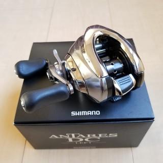 シマノ(SHIMANO)の美品❢ SHIMANO 16アンタレスDC 左ハンドル リール(リール)
