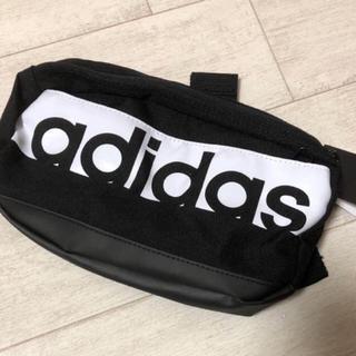 アディダス(adidas)のアディダス ウエストバッグ 新品未使用(ボディバッグ/ウエストポーチ)