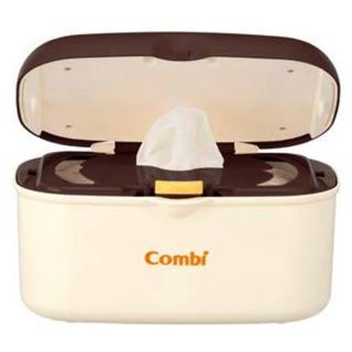コンビ(combi)のCombi クイックウォーマー Colorplus お尻拭きウォーマー 未使用(ベビーおしりふき)