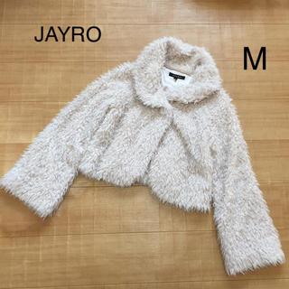 ジャイロ(JAYRO)のジャイロ ふわふわアウター M(毛皮/ファーコート)